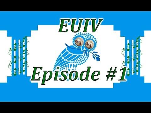 Let's Play Imperium Universalis Athenai Episode 1 (Greek conflicts)