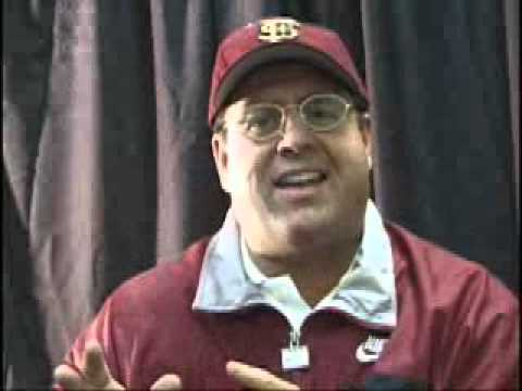 Bobby Bowden Impersonation