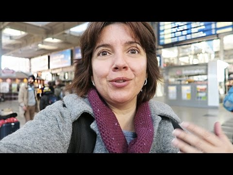 Munich Main Train Station (Hbf) - Trains, Tracks and Tips
