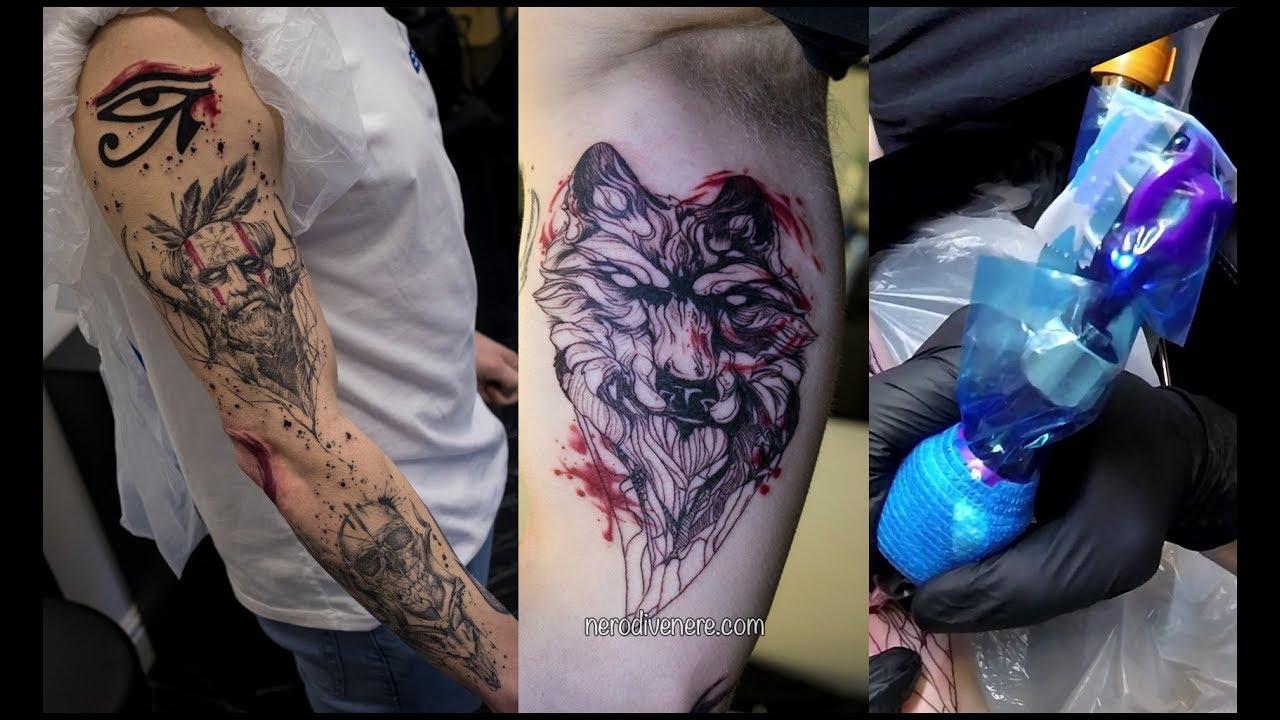 maxresdefault - Trash Polka Tattoo Artists