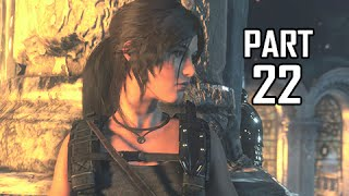 Rise of the Tomb Raider Walkthrough Part 22 - Final Push (Let's Play Gameplay Commentary)