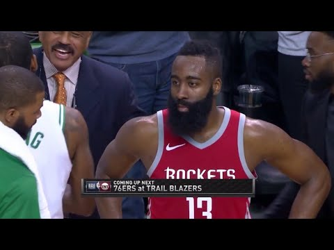 Boston Celtics'in 26 sayı geriden gelip unutulmaz bi maç sonuyla H. Rockets'ı mağlup ettiği anlar...