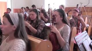 Gambar cover Numai tu o Doamne mare,,Orchestra,Guga botez 02 08 2015