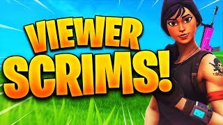 🔴 *LIVE* FORTNITE CUSTOM SCRIMS Con SUBS! FORTNITE CUSTOM MATCHMAKING! (EL GANADOR Obtiene UN SHOUTOUT)