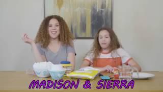 Yummy edible slime (Haschak sisters)