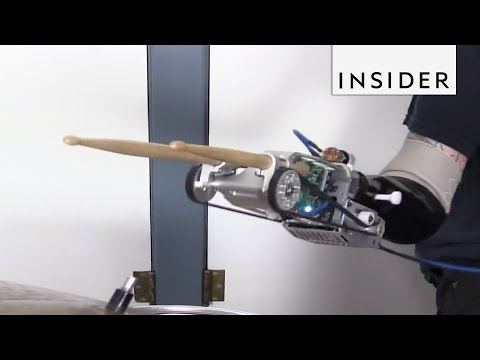 Download Youtube: Robot Arms for Musicians
