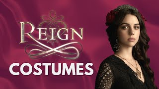 Video The Costumes Of Reign (Mary, Queen of Scots) download MP3, 3GP, MP4, WEBM, AVI, FLV Juli 2018