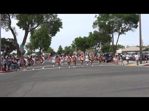 Los Banos May Day Parade 2018