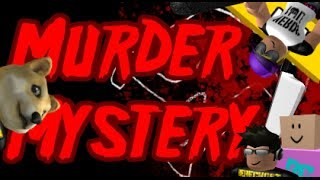 Repeat youtube video Family Game Nights Plays: Roblox - Murder Mystery