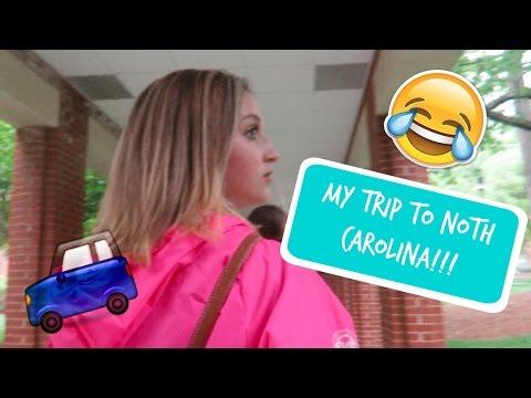 My Trip to North Carolina!!