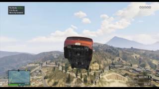 GTA5  HEIST MISSION (Bank Überfall )