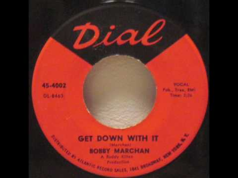 Bobby Marchan - Get Down With It.wmv
