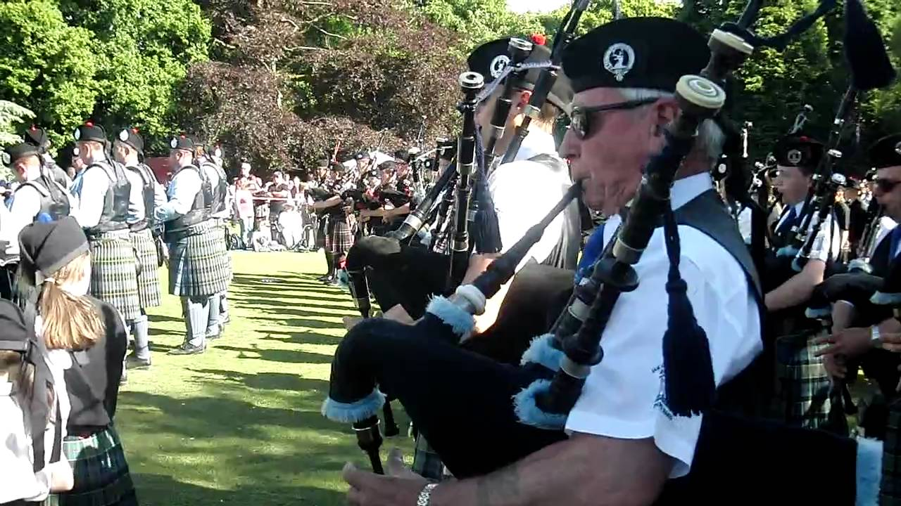 hymne national ecossais cornemuse
