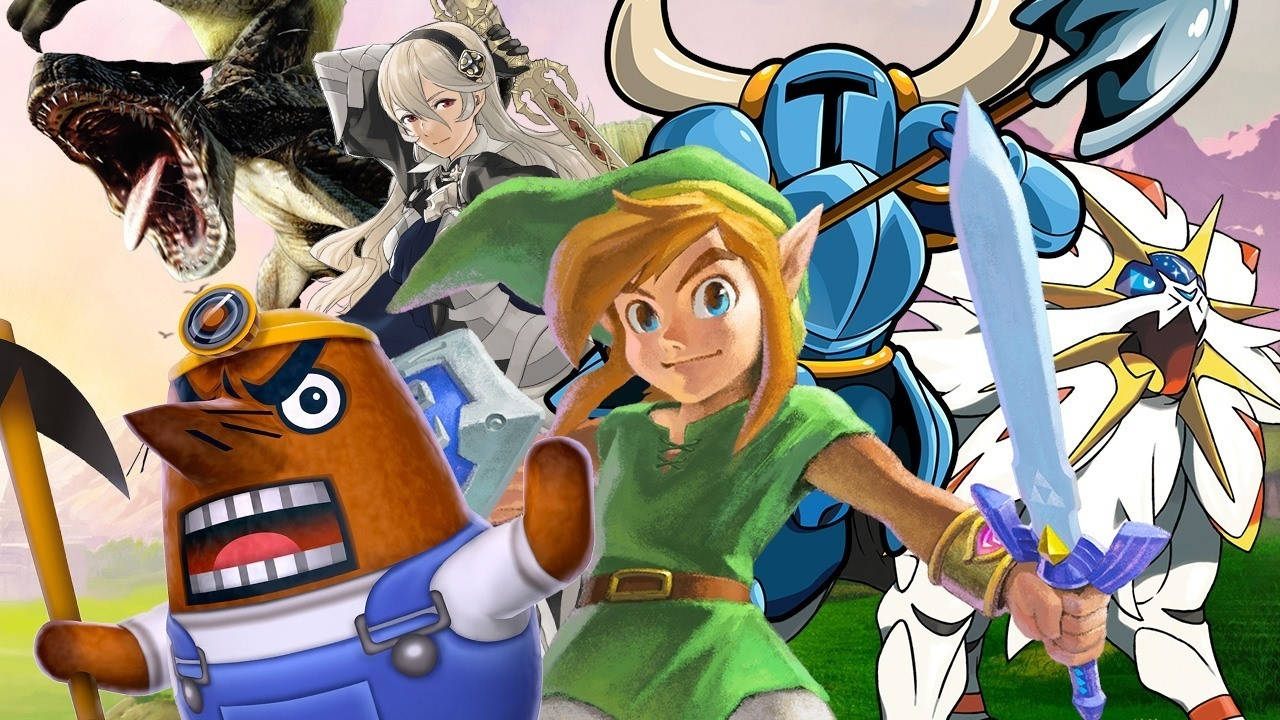 3ds games with best story