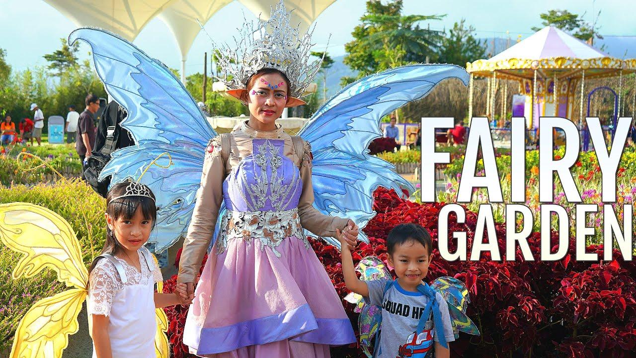 Fairy Garden Bandung Berpetualang Di Negeri Dongeng Youtube