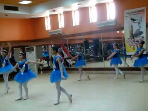 swan lake by music and ballet school in baghdad 2012