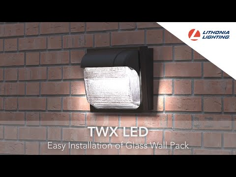 TWX LED Installation