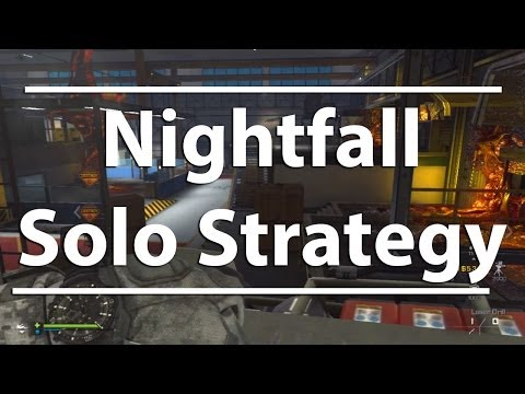 Ultimate Solo Strategy   Nightfall (Call Of Duty Ghosts Extinction)