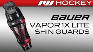 Bauer Vapor 1X LITE Shin Guard Review