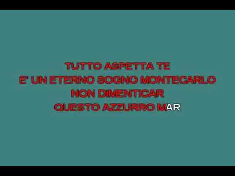 Montecarlo   Dorelli Johnny [karaoke]