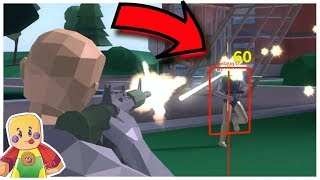 Exploiting In Strucid with AImbot & ESP (Roblox Exploiting)