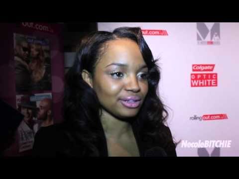Kyla Pratt Mirror Mirror Awards Red Carpet Interview