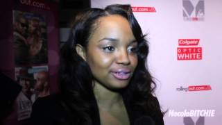 Kyla Pratt Mirror Mirror Awards Red Carpet Interview