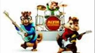 Alvin and the chipmunks Green Day American Idiot