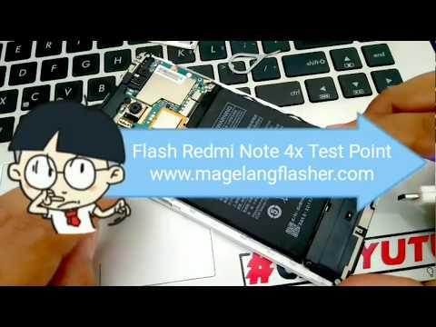 cara-flash-xiaomi-redmi-note-4-/4x-snapdragon-test-point,-solusi-edl-mode-gagal