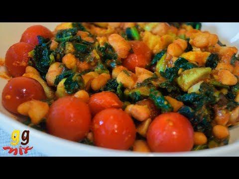 10 minute Warm Cannellini Bean Salad