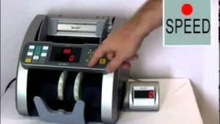 видео Детекция денег. Основные признаки подлинности банкнот. Аппараты для проверки.