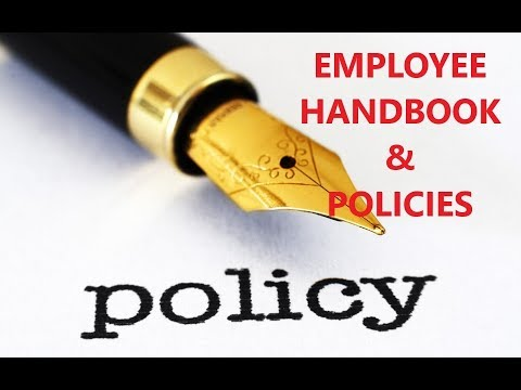 Why is an Employee Handbook or Manual Important