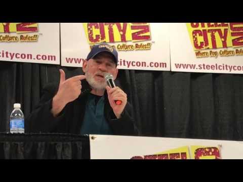 Mitch Pileggi SteelCityCon Q&A - December 2016 - Full HD Video