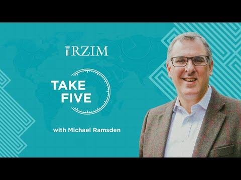 Hope In Times Of Despair   Michael Ramsden   TAKE FIVE   RZIM