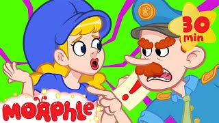 Mila is OLD! - Officer Freeze Trouble | Mila and Morphle | Cartoons for Kids | Morphle TV