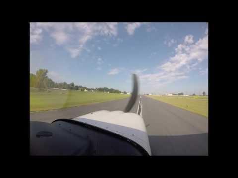 Landing at Smoketown pa S37 Fly in 2016