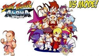 Street Fighter Alpha Anthology: Pocket Fighter! Vs. Mode! - YoVideogames