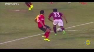 East bengal vs mohun bagan   derby 2017   মোহনবাগানের আক্রমণ