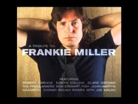 Cosmic Rough Riders featuring Joe Walsh... When I'm Away From You... Tribute to Frankie Miller