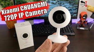 Xiaomi CHUANGMI 720P Camera REVIEW & Tutorial How to Connect