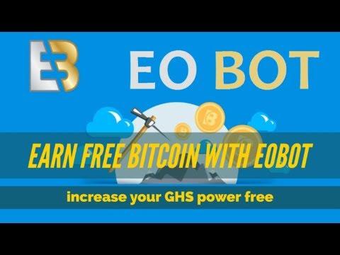 Eobot Cloud Mining Strategy 2019