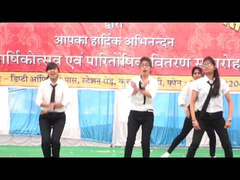 Stop education cruption theme dance kct
