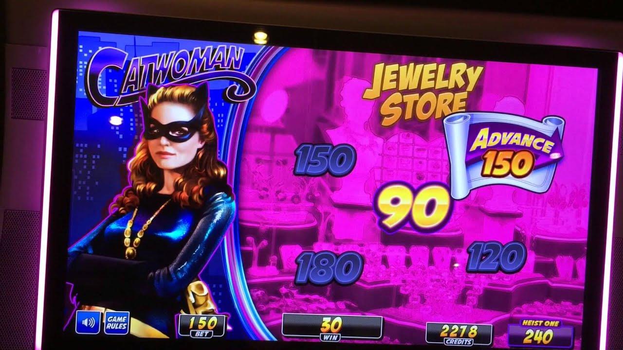 Batman And Robin Slot Machine