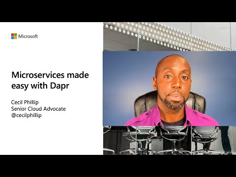 Microservices Made Easy withDapr