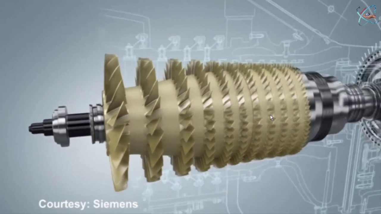 Turbine blades built by metal-based 3D printing can withstand extreme  pressure and heat