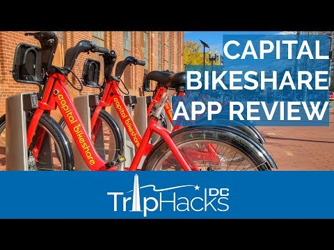 Why You Should Download the Capital Bikeshare App
