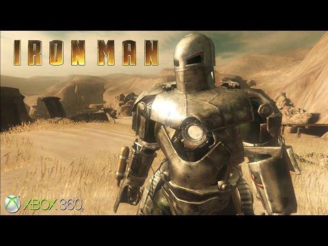 Iron Man - Xbox 360 / Ps3 Gameplay (2008)
