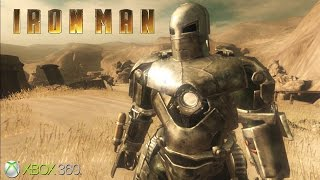 Iron Man - Xbox 360 / Ps3 Gameplay (2008)