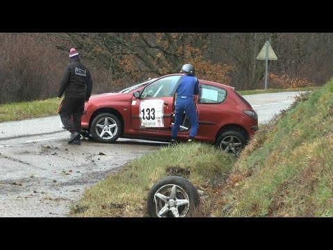 rallye pays du gier 2018 jump crash and show youtube. Black Bedroom Furniture Sets. Home Design Ideas