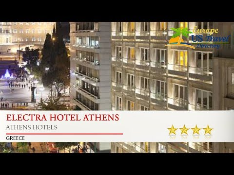 Electra Hotel Athens - Athens Hotels, Greece